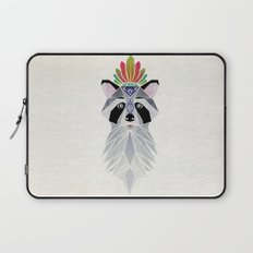 raccoon spirit Laptop Sleeve