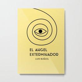El Angel Exterminador Metal Print