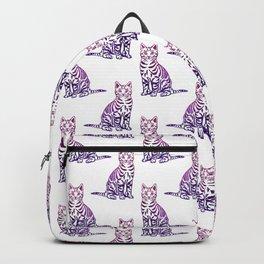 Purple Pussycat Backpack