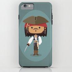 The Black Pearl iPhone 6 Plus Tough Case