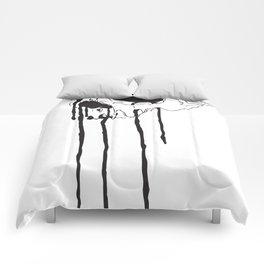 Skull #1 Comforters