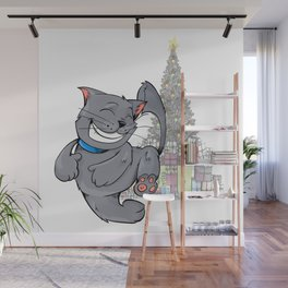 Happy Holiday Time Wall Mural