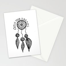 Catch your dreams  Stationery Cards