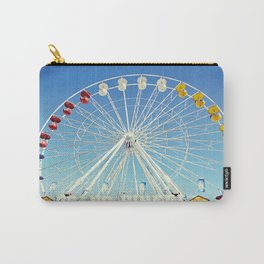 Grand Wheel at the Fair Carry-All Pouch
