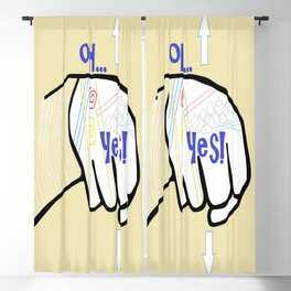 ASL Oh YES! Blackout Curtain