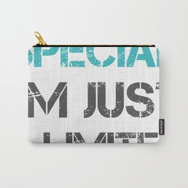 Special limited edition Carry-All Pouch