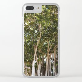 The Banyans of Sarasota Clear iPhone Case