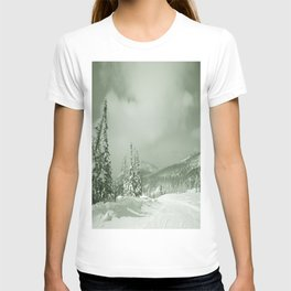 Winter day3 T-shirt