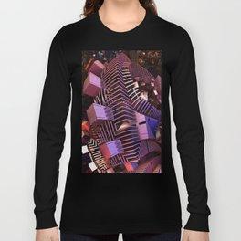 The Fractal Heart Long Sleeve T-shirt