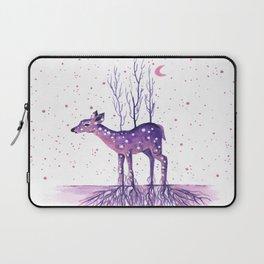 Rooted Deer Laptop Sleeve