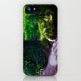Heligan giant iPhone Case