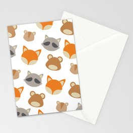 Woodlands Minimal Stationery Cards