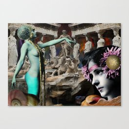 Ziegfeld Muse Series No.10 Canvas Print