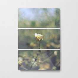 ALONE AND DISCONNECTED Metal Print