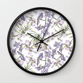 Spring is calling Wall Clock