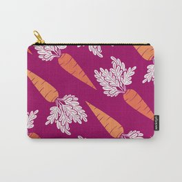 Carrots III Carry-All Pouch