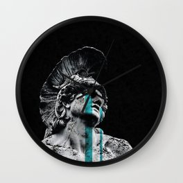 The tears of Achilles Wall Clock