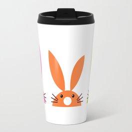 Little cute hand-drawn Bunny / Kids Products Travel Mug