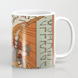 Women's Suffrage - The Right To The Vote Coffee Mug