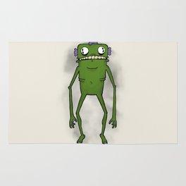 Swamp Monster Rug