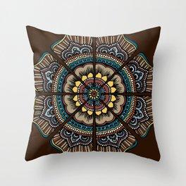 Byzantiyumyum Throw Pillow