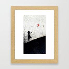 Banksy Framed Art Print