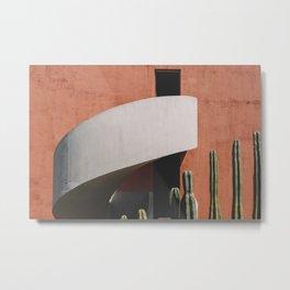 Frida and Diego Metal Print