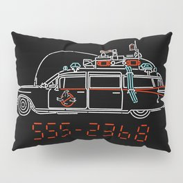 Who You Gonna Call? Pillow Sham