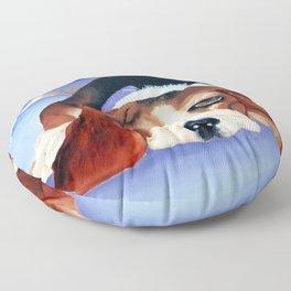 Lazy Sadie Floor Pillow
