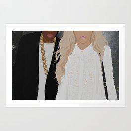 King & King Art Print