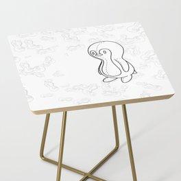 Penguin Doll Side Table