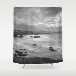 Clatsop - Oregon Coast Shower Curtain