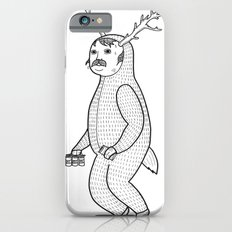 On the inconveniences of dressing up as an animal. Slim Case iPhone 6s
