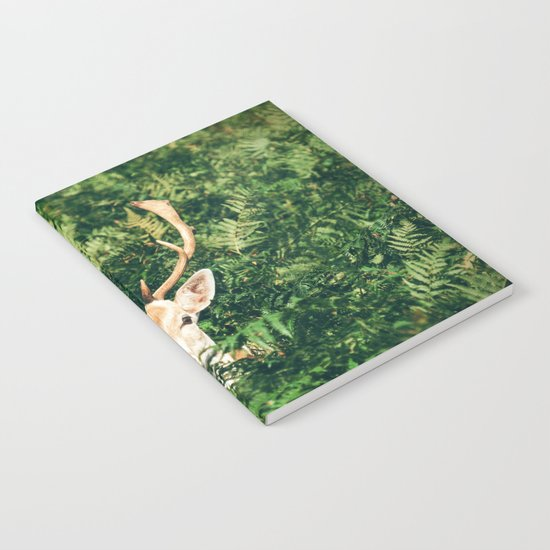 deer cerf 4 Notebook