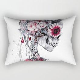 Skeleton Bride Rectangular Pillow