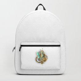 Mechanical Seahorse Backpack