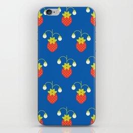 Fruit: Strawberry iPhone Skin