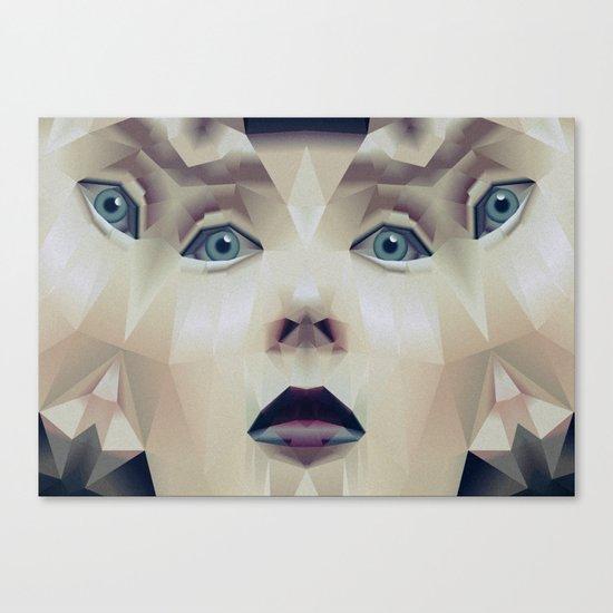 Facet_CD1 Canvas Print