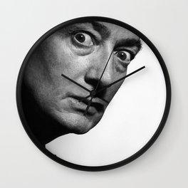Dali Mustache clock Wall Clock