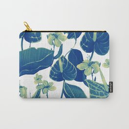pure blue nature Carry-All Pouch