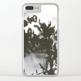 Veiled Nature 4 Clear iPhone Case