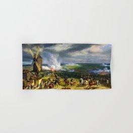 12,000pixel-500dpi - Horace Vernet - Battle Of Valmy - Digital Remastered Edition Hand & Bath Towel