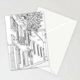 San Miguel de Allende, Guanajuato, Mexico Stationery Cards