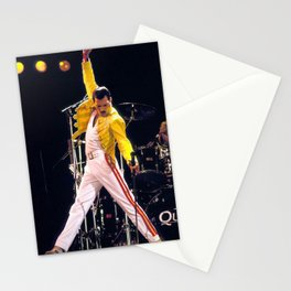 band queen Stationery Cards