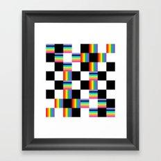 Chessboard 2013 Framed Art Print