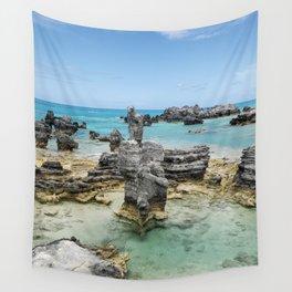 Tobacco Bay Bermuda Wall Tapestry