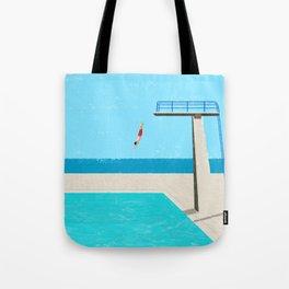 pool-4 Tote Bag
