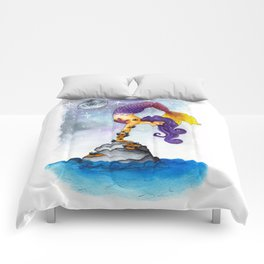 Yogi Mermaid Comforters