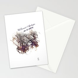 UnEarnest Apologies T-shirt Stationery Cards
