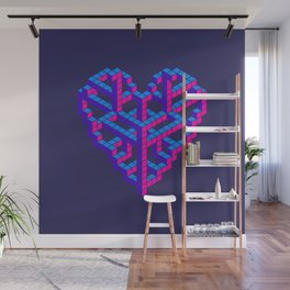 Impossible Love Wall Mural